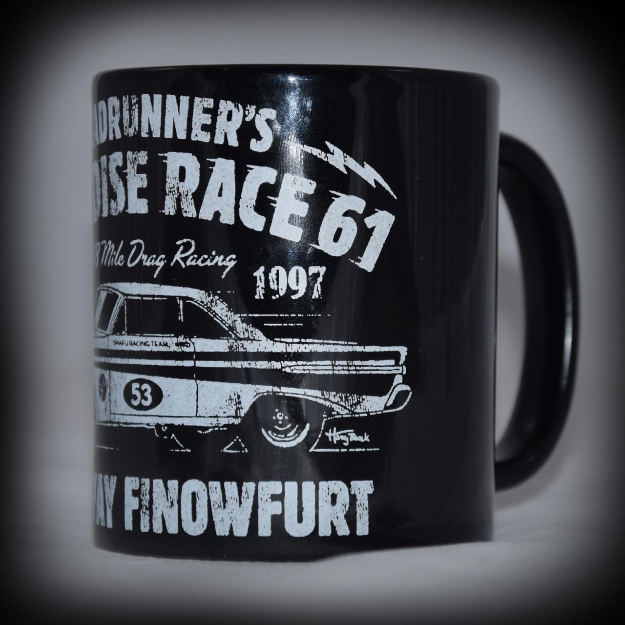 Race 61 Keramiktassen 1/8 Mile Drag Racing 53